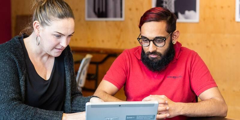 Lunet zorg is 'just-in-time' met digitale werkomgeving