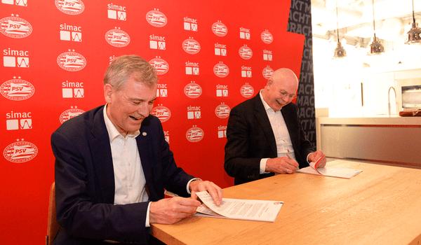 Simac becomes IT partner of PSV
