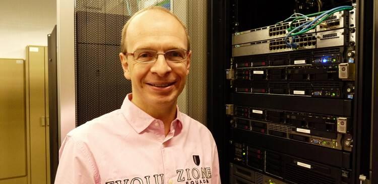 Medewerker in beeld: Karl Bröcheler, senior engineer bij Simac
