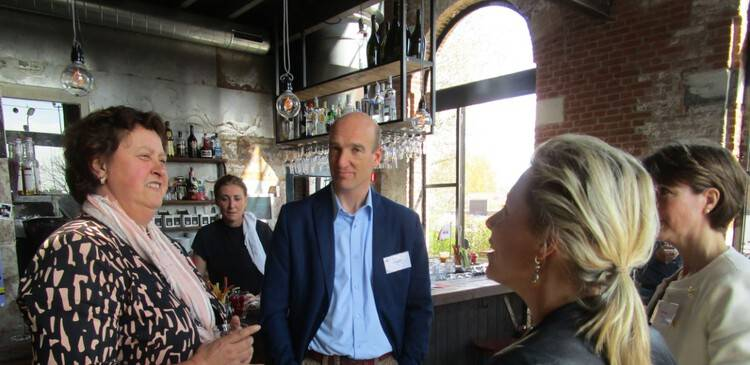 Highlights en aftermovie event 'Van A naar B met ICT'