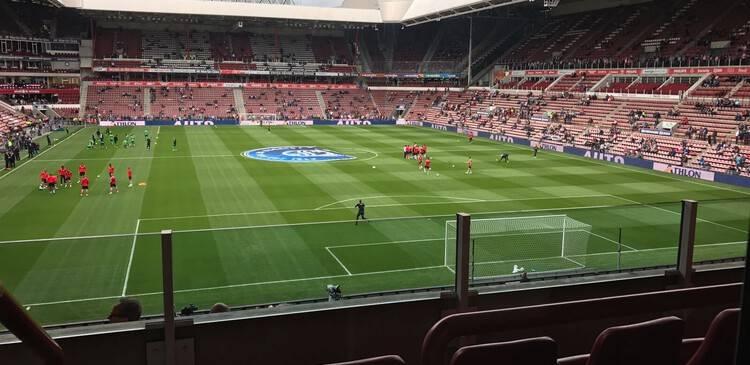 PSV-Ajax of The Lion King…