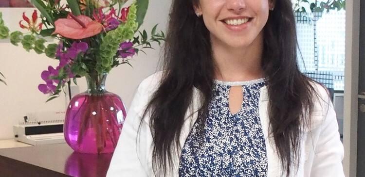 Accountmanager Anne-Marijke: welkom bij Simac!