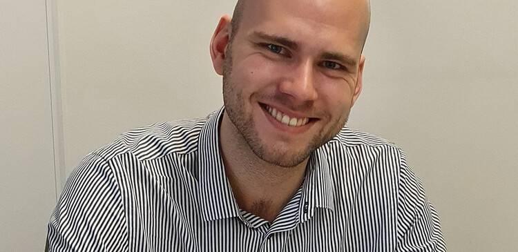 Sander van den Aardweg versterkt ons service team!