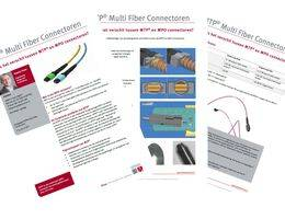 Het verschil tussen MTP® en MPO connectoren