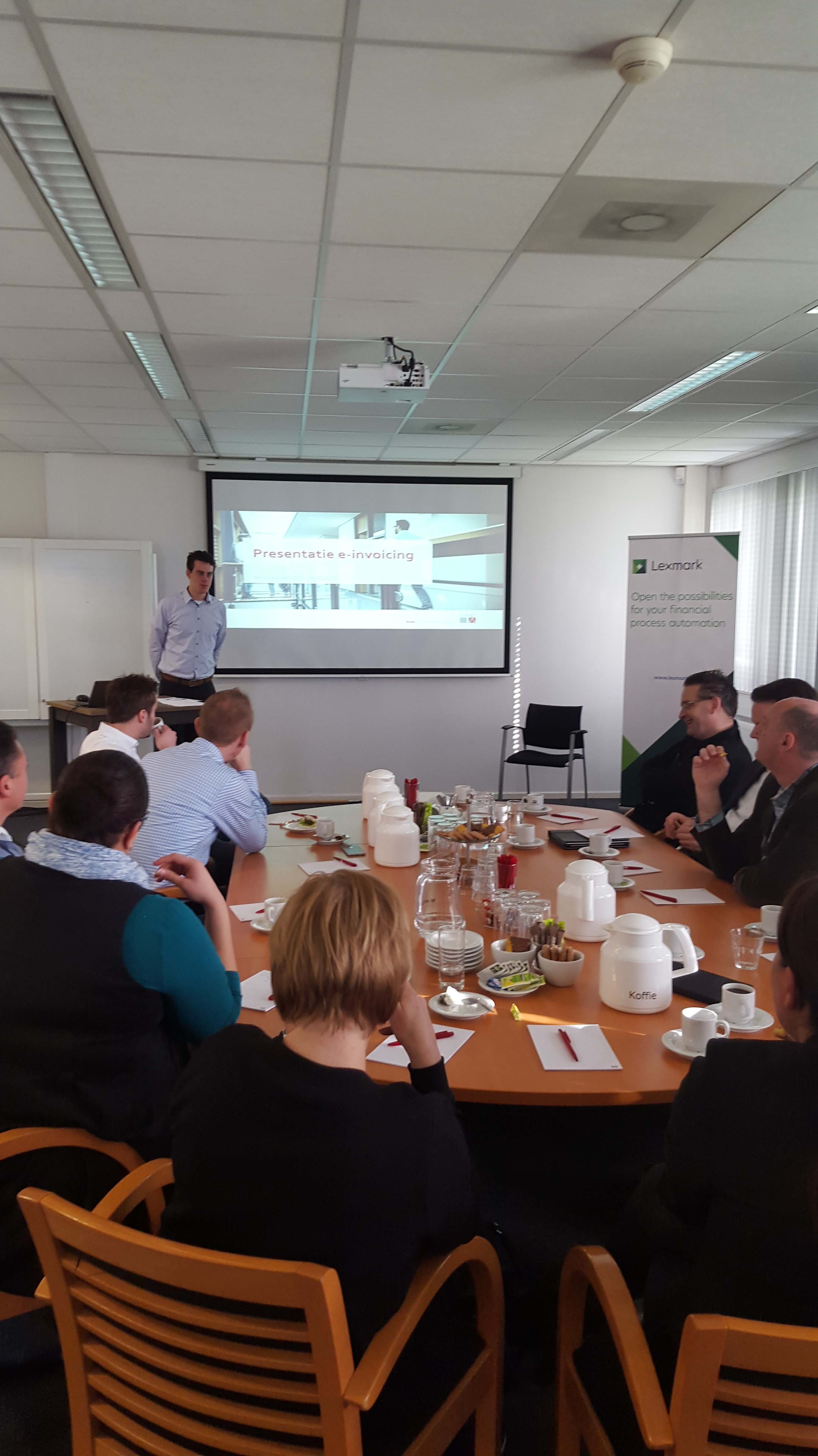 Kennissessie automotive