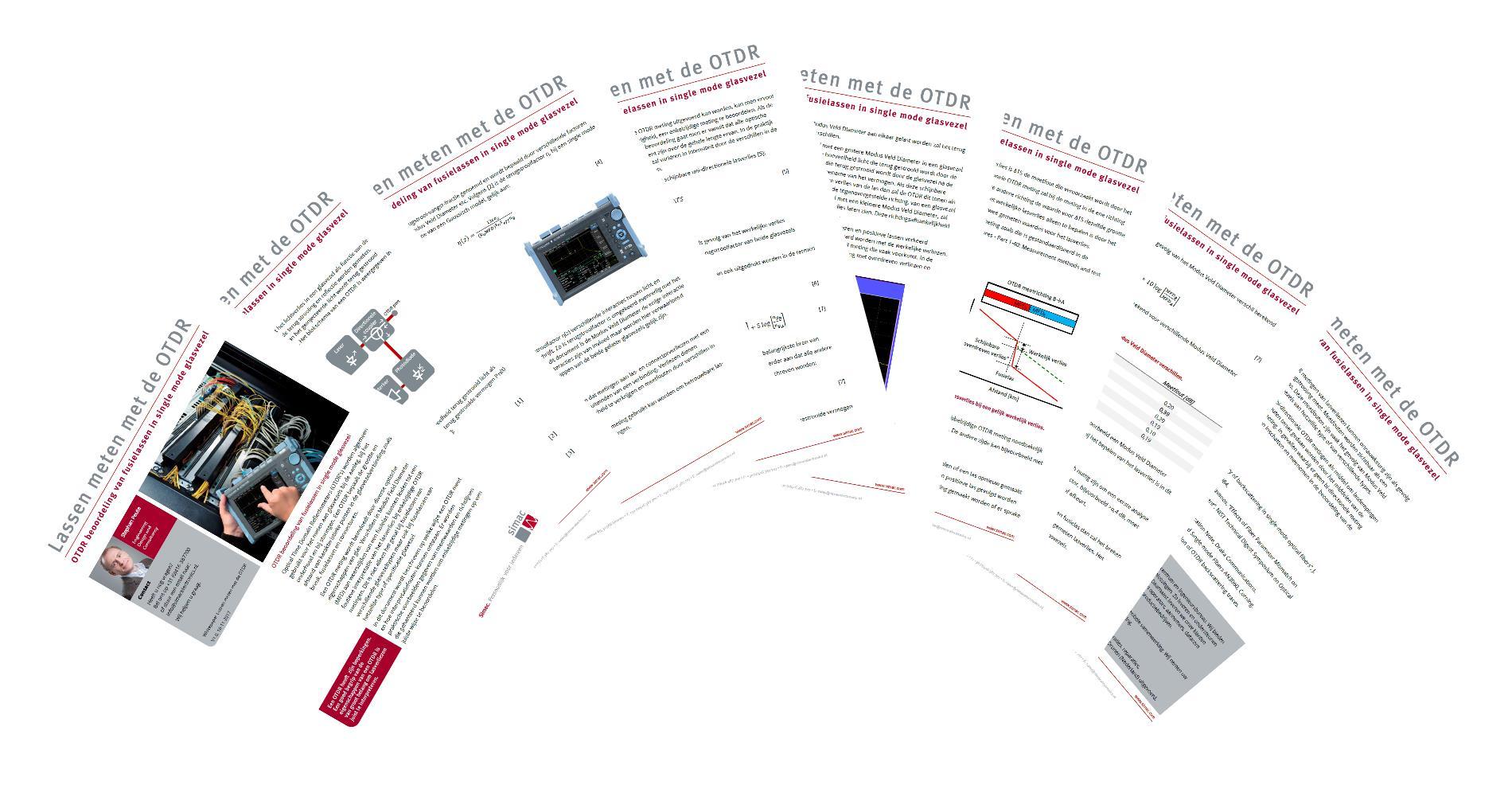 Afbeelding Kennisdocument Lassen meten met een OTDR